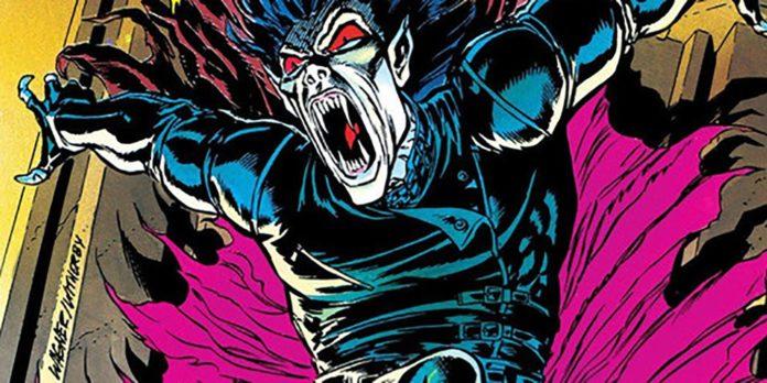 Morbius >> Inikah Villain Di Film Morbius The Living Vampire Greenscene