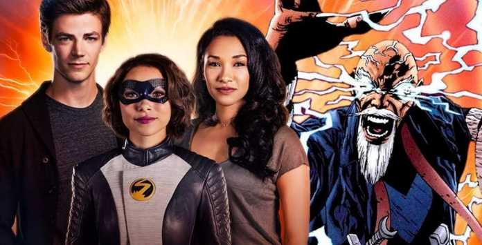 The Flash Season 5 Karakter Guide