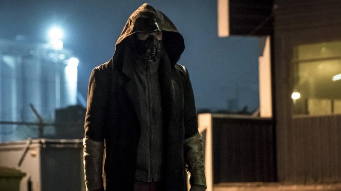 The Flash Season 5 Cicada 9 pertanyaan