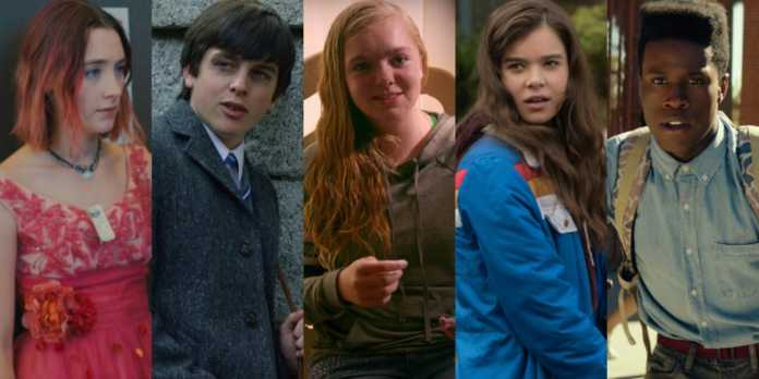 coming of age genre film