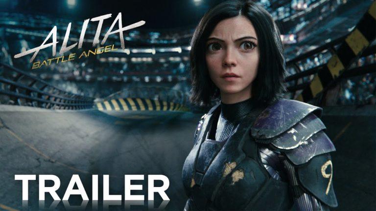 Alitta: Battle Angel Rilis Trailer Ketiganya!