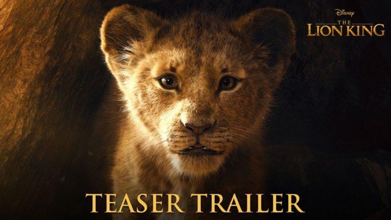 Simak Trailer Dan Poster Resmi The Lion King!