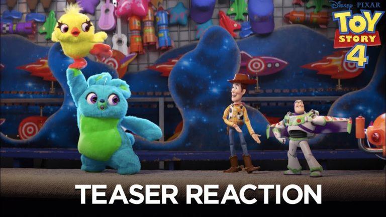 Pixar Kembali Rilis Teaser Trailer Baru Untuk Toy Story 4!
