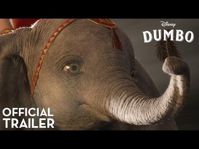 Dumbo Rilis Trailer Dan Poster Resmi!