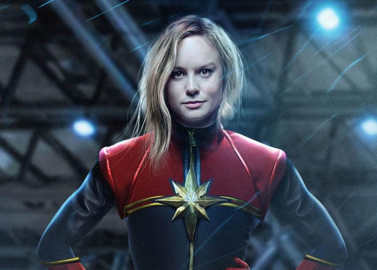 Captain Marvel Rilis Trailer Kedua!
