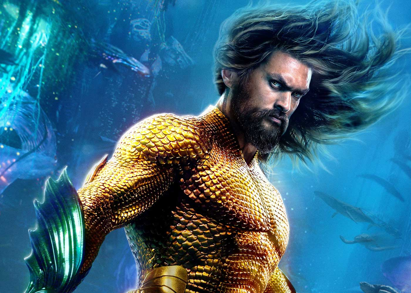 Review Aquaman: Penyelamat Atlantis dan DCEU