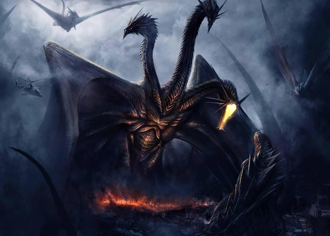 Inilah Para Titans Di Godzilla