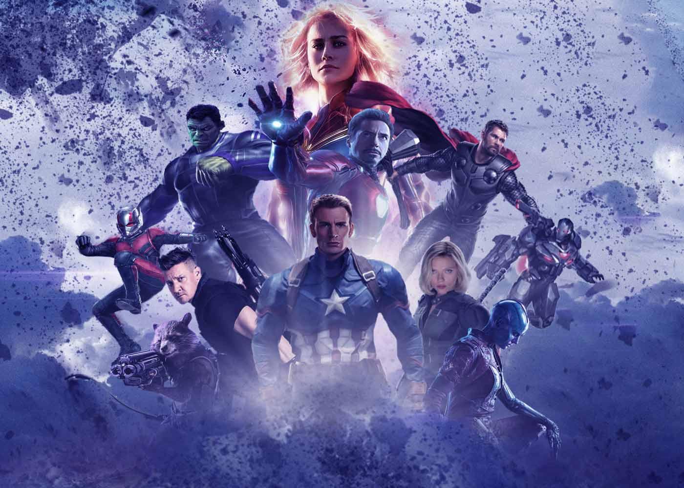 Berapa Durasi Film Avengers End Game