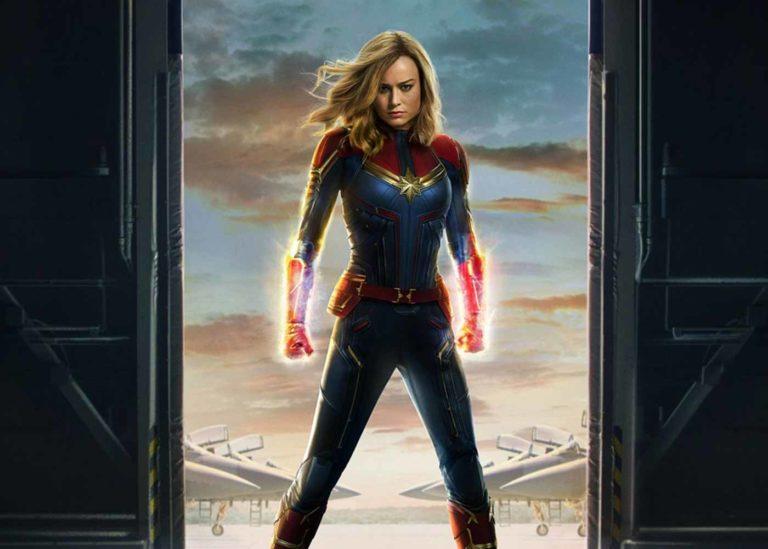 Higher, Further, Faster, Jadi Judul TV Spot Captain Marvel Terbaru!