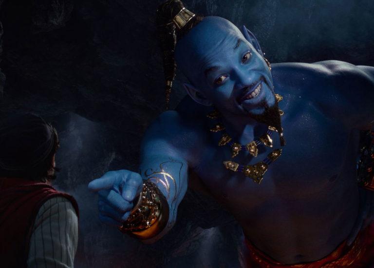 Will Smith Tampil 'Biru' DI Trailer Terbaru Aladdin!