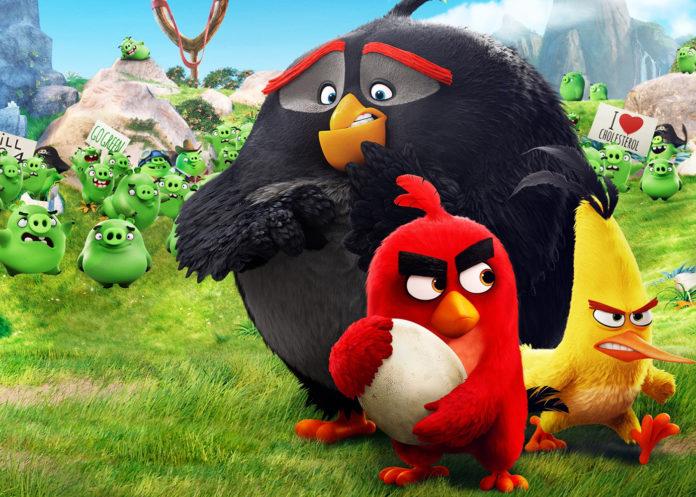 Angry Birds 2 Rilis Trailer Lucu Greenscene