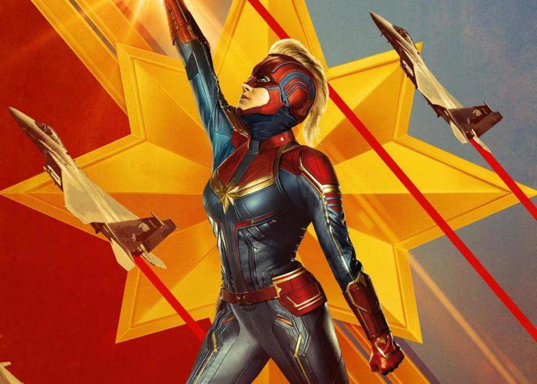 Review Captain Marvel: Menghibur, Tapi Kurang Greget