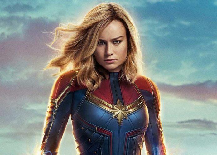 Brie Larson Terkejut Ada Avengers Di Film Captain Marvel Greenscene