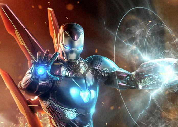 42 Gambar Iron Man Endgame Terbaru