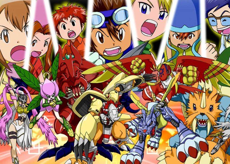 Simak Penampakan Digimon Dark Monster!