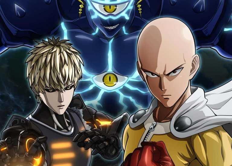 Para Karakter di One Punch Man A Hero Nobody Knows