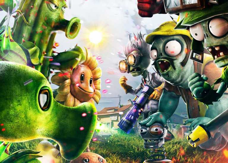 Game Plants vs Zombie 3 Dalam Development