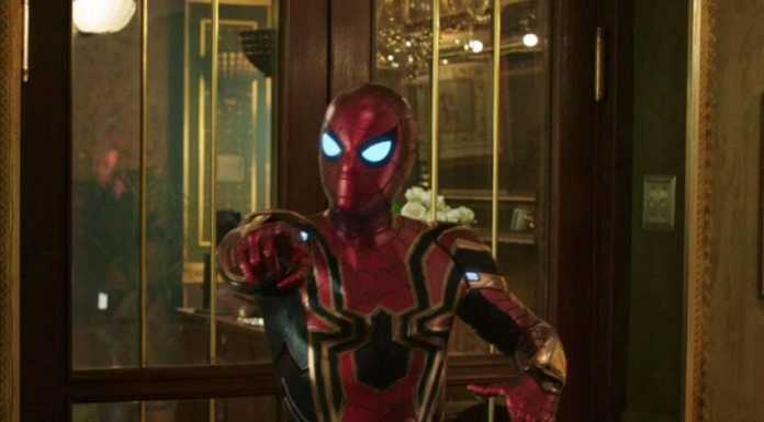 Spoiler Spider-Man Far From Home