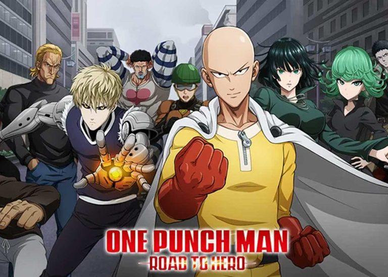 One Punch Man: Road to Hero Dirilis Hari Ini