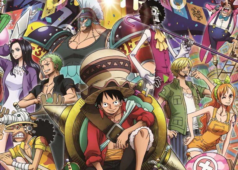 One Piece Stampede Bocorkan Nama Asli Pulau Raftel (Spoiler)
