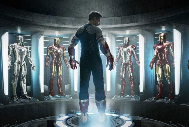 Crystal Dynamic Pamerkan Original Sin Suit Iron Man