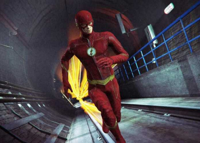 Barry Allen Punya Kostum Baru Ala New 52 di The Flash Season