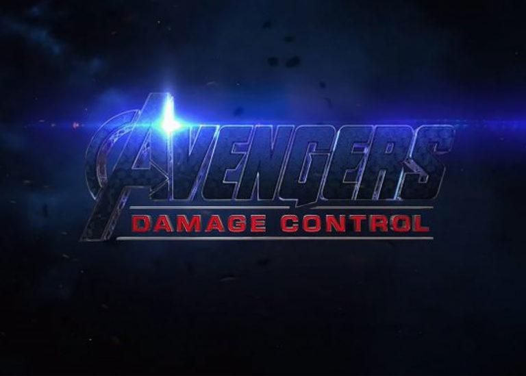 Simak Trailer Epik Avengers: Damage Control