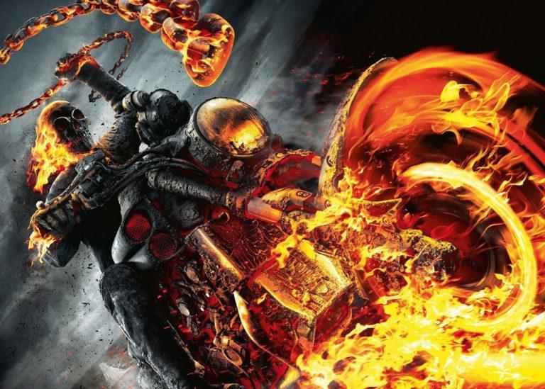Mengulas Ranking Berbagai Versi Ghost Rider