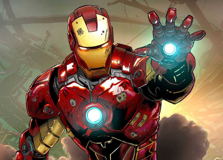 10 Fitur Tersembunyi Armor Iron Man