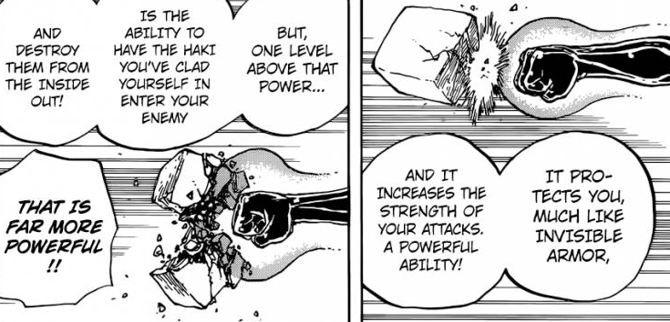 One Piece: Memprediksi Bentuk Sempurna Haki Luffy | Greenscene | Halaman 2