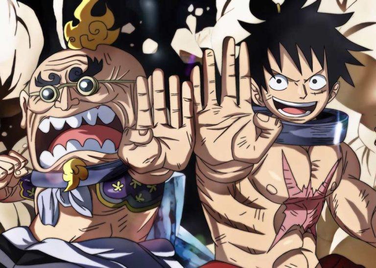 One Piece: Berbagai Tingkat Kekuatan Armament Haki