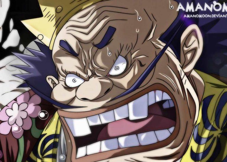 Spoiler One Piece 961: Awal Perselisihan Yasuie dan Orochi