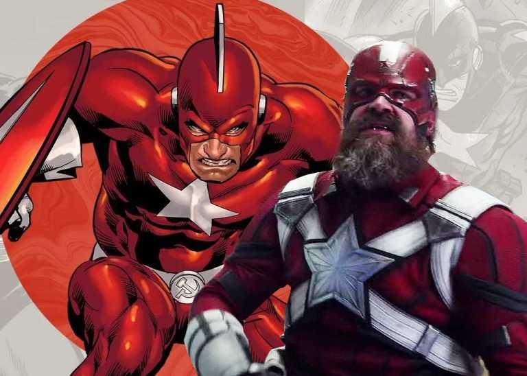 Mengenal Red Guardian, Captain America Versi Rusia!