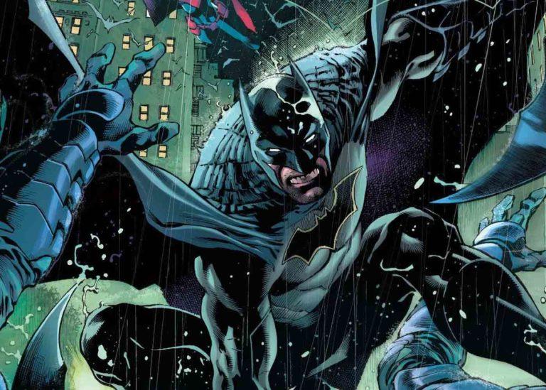 Batman Kembali Kehilangan Sidekicknya