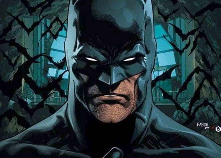 Bruce Wayne Ungkap Identitasnya Sebagai Batman!