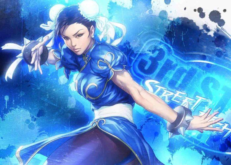 Chun-Li Kini Bergabung Dengan Power Rangers!
