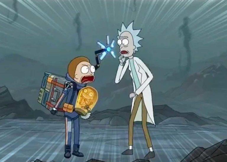 Simak Kocaknya Crossover Rick & Morty Dengan Death Stranding