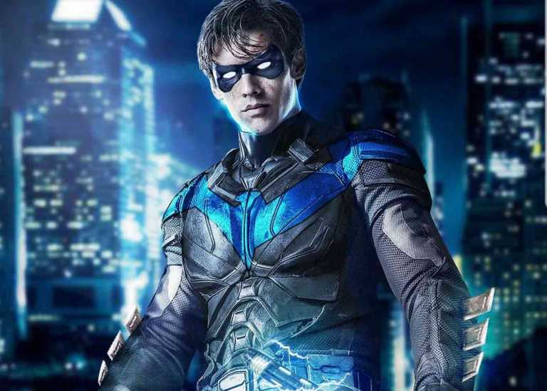 Final Trailer Titans Season 2 Ungkap Penampilan Nightwing
