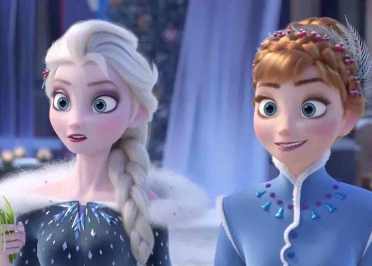 Inikah Dasar Cerita Frozen 3?