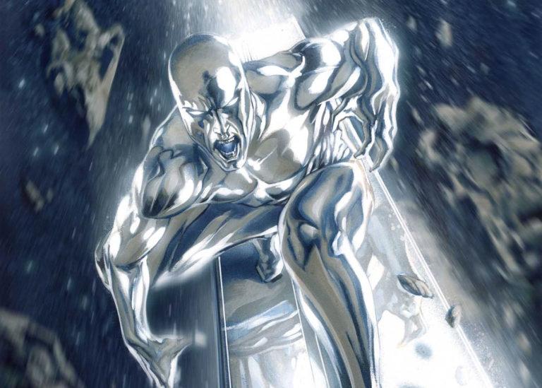 Silver Surfer Ungkap Pencipta Marvel Universe