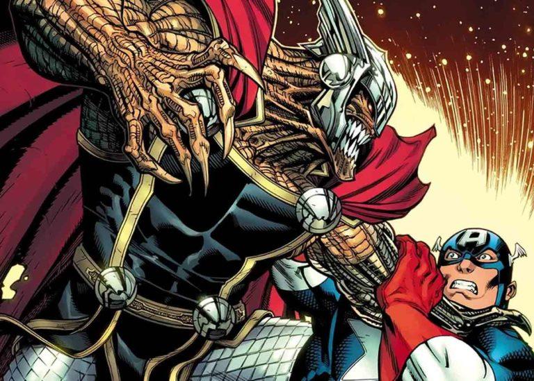 Thor Bertransformasi Menjadi Karakter Baru!
