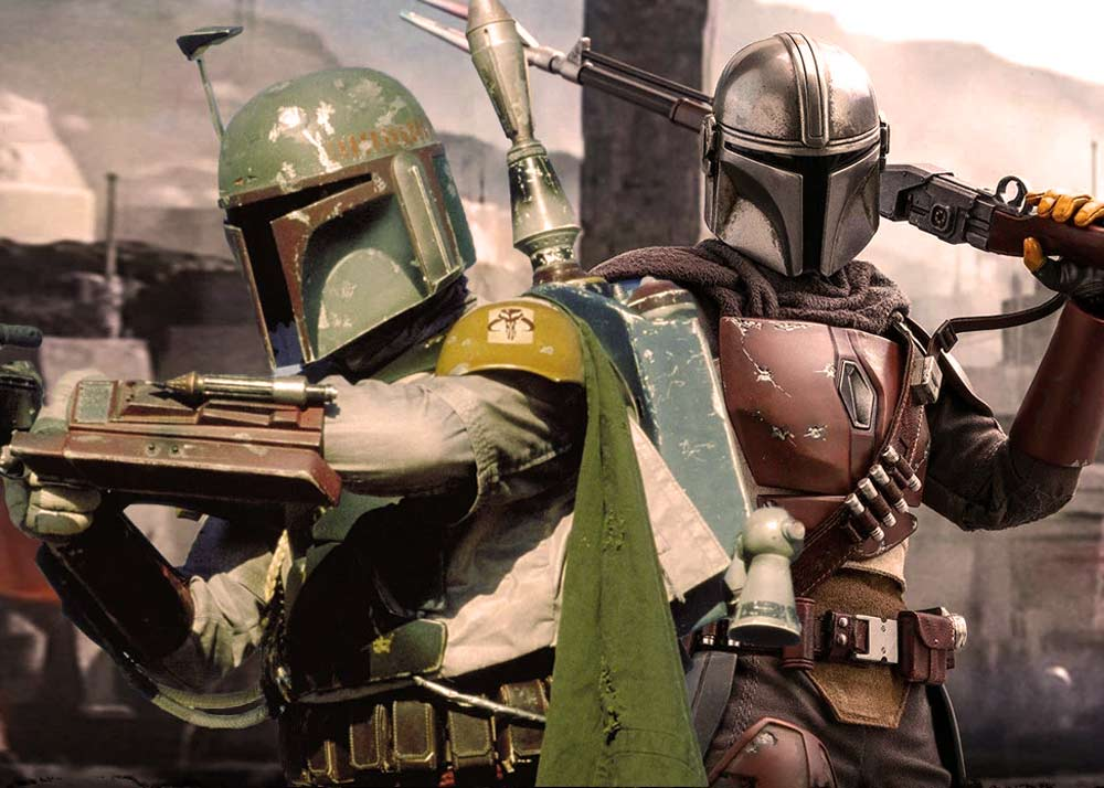 Ada Boba Fett Di Episode Perdana The Mandalorian Greenscene