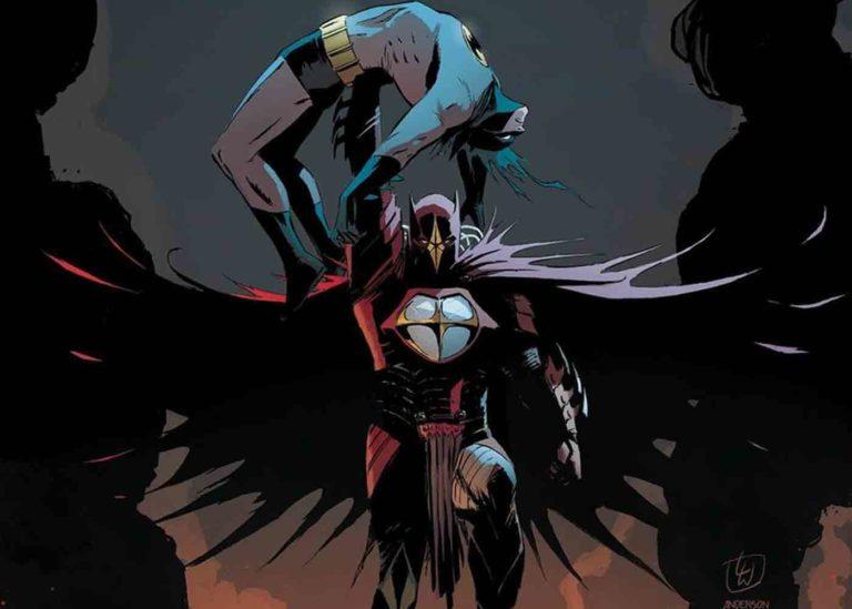 DC Berikan Sentuhan Baru Kostum Batman Knightfall