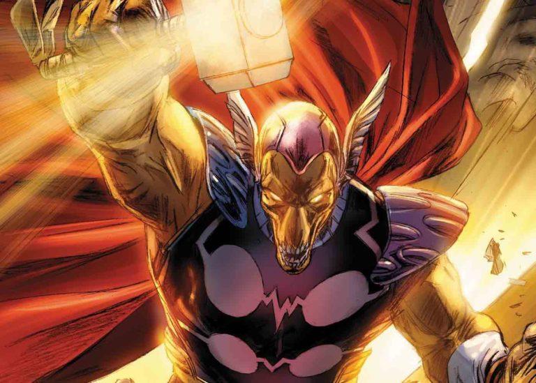 Sosok Ini Bantai Anggota Terkuat Avengers!