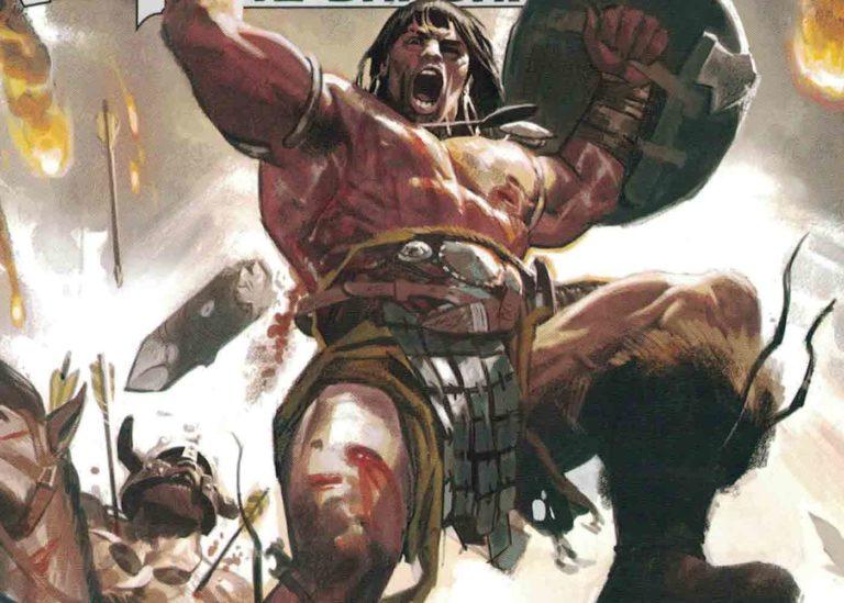 Conan the Barbarian Kini Jadi Nova Baru!