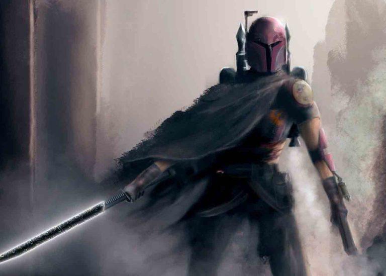 Mengulik Sejarah Darksaber, Senjata Ciptaan Mandalorian!
