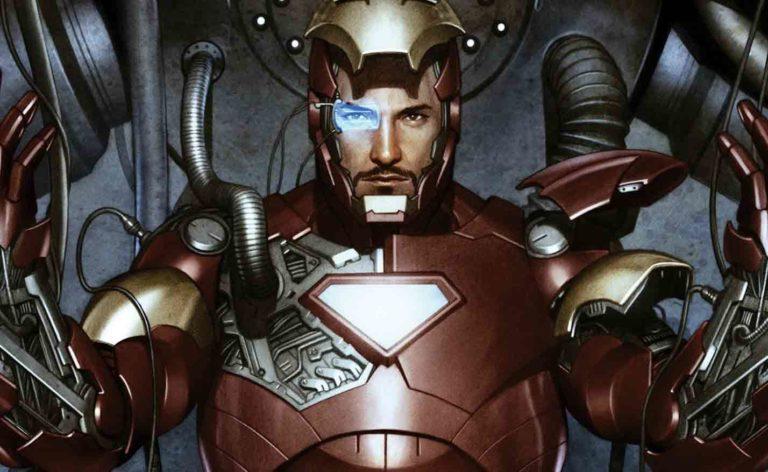 Tony Stark Akan Menikah Dengan Emma Frost!