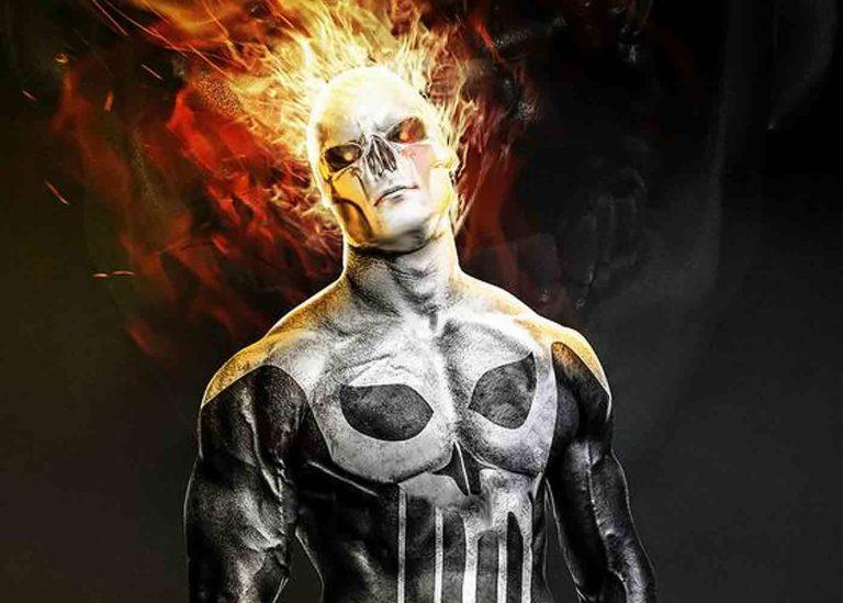 The Punisher Akhirnya Bertemu Cosmic Ghost Rider!