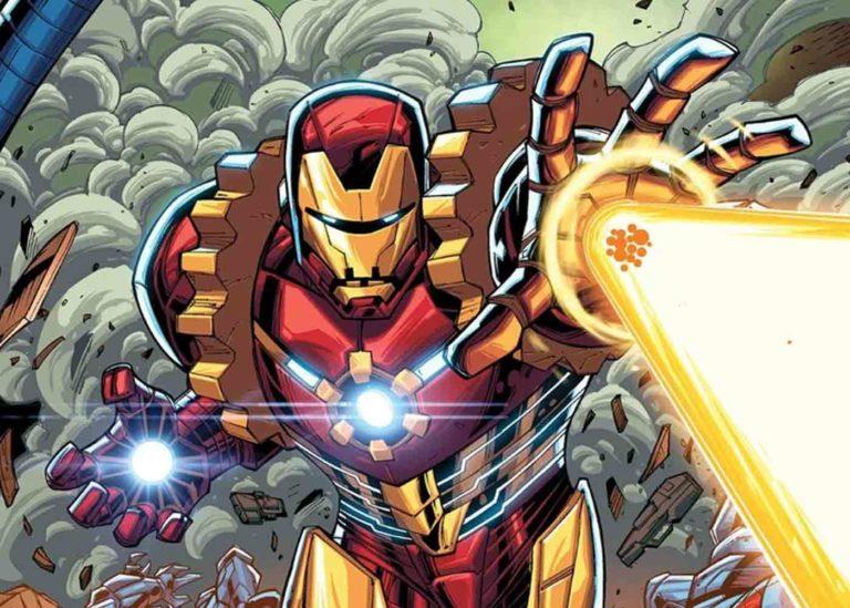 Simak Trailer Perdana Iron Man 2020