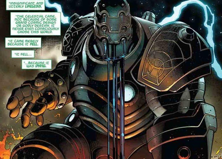 Sisi Menjijikan Dari Terbentuknya Marvel Universe